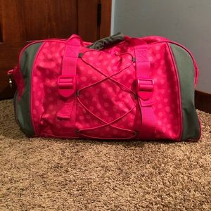 Pink Thirty-One Duffle Bag
